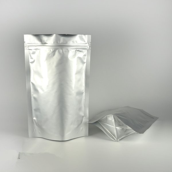 Standing Pouch Aluminium Foil