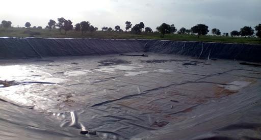 Penggunaan Geotextile pada Kolam Limbah pada Industri Kelapa Sawit